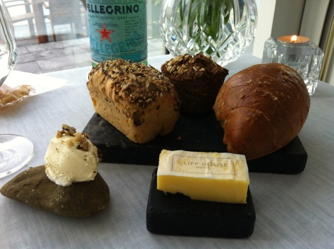 Smoked Butter - The Cliff House