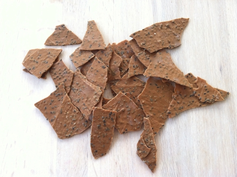Roaste White Chocolate Brittles